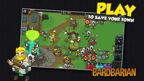 Bardbarian Screenshot 1