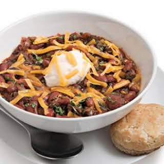 Ultimate Beef Chili.
