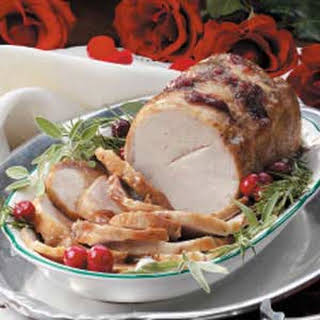 Slow Cooker Cranberry Pork Recipe.