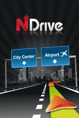 NDrive 10 - screenshot