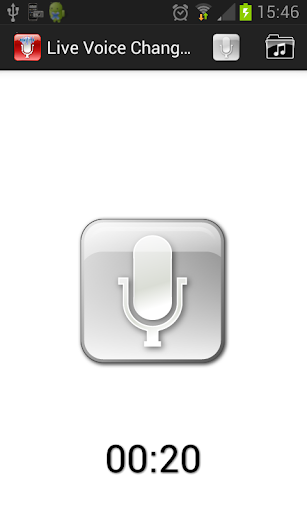 【免費音樂App】Live Voice Changer-APP點子