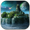 Empyrean island icon