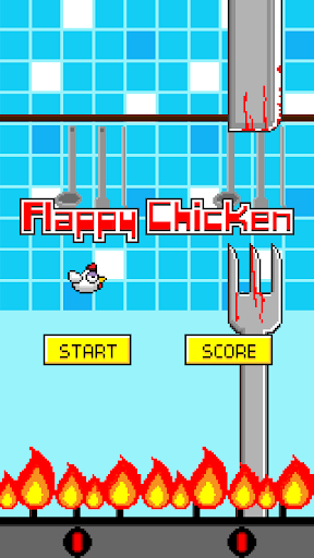 Flappy Chicken - I can FLY