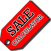 Sale Calculator