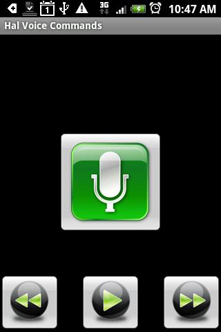 Hal Voice Commands - screenshot