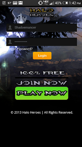 Halo Heroes Online MMO