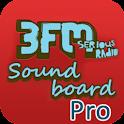 3FM Soundboard Pro logo
