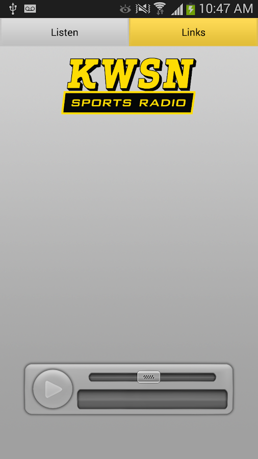 Sioux Falls Sports Radio KWSN- screenshot
