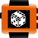 Dice for Pebble icon