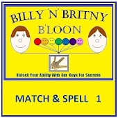 Match and Spell 1 Free