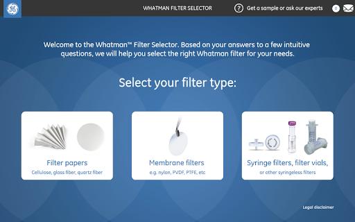 Whatman Filters