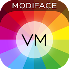 Virtual Makeover icon