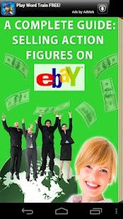 Selling Action Figures- screenshot thumbnail