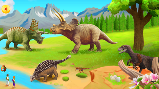 L'âge des dinosaures Lite