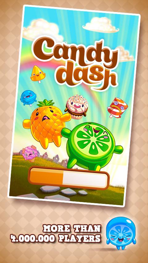 Bubble Shooter Candy Dash - screenshot