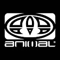 Animal Cyclone Clock logo