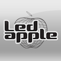 LED Apple 2nd single 'CODA' logo