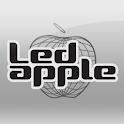 LED Apple 2nd single 'CODA' logo