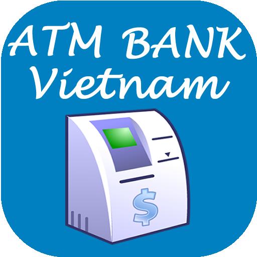Atm,Bank Viet Nam LOGO-APP點子