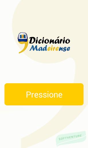 Dicionário Madeirense
