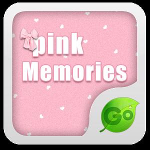 GO輸入法粉紅回憶主題 個人化 App LOGO-APP試玩