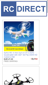 RCDIRECT  RC Quadcopters Guide screenshot 0