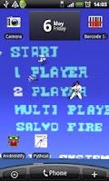 Screenshot of C64 Rush