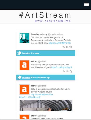 ArtStream