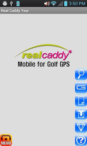 Real Caddy Golf Year