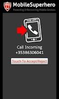 Screenshot of Carphone Mobile Superhero