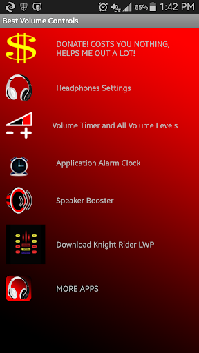 Best Volume Controls