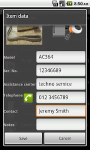 Home Appliances Assistant Full screenshot 4