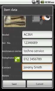 Home Appliances Assistant Full- screenshot thumbnail