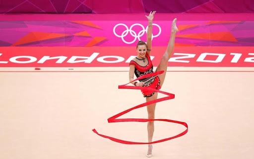 体操公主主题
