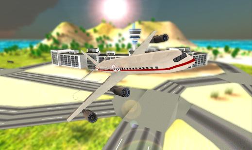 Flight Simulator: Fly Plane 2- screenshot thumbnail
