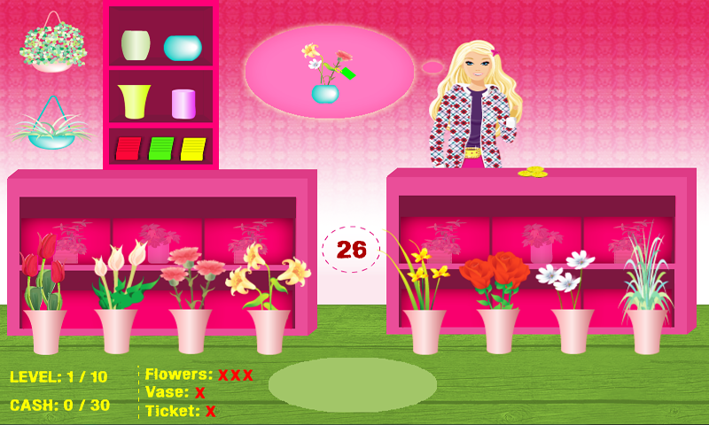 Manager Flower Girl- screenshot