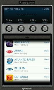Radio Dialna (Moroccan radios) - screenshot thumbnail