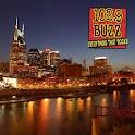 Nashville Rock 102.9 WBUZ logo
