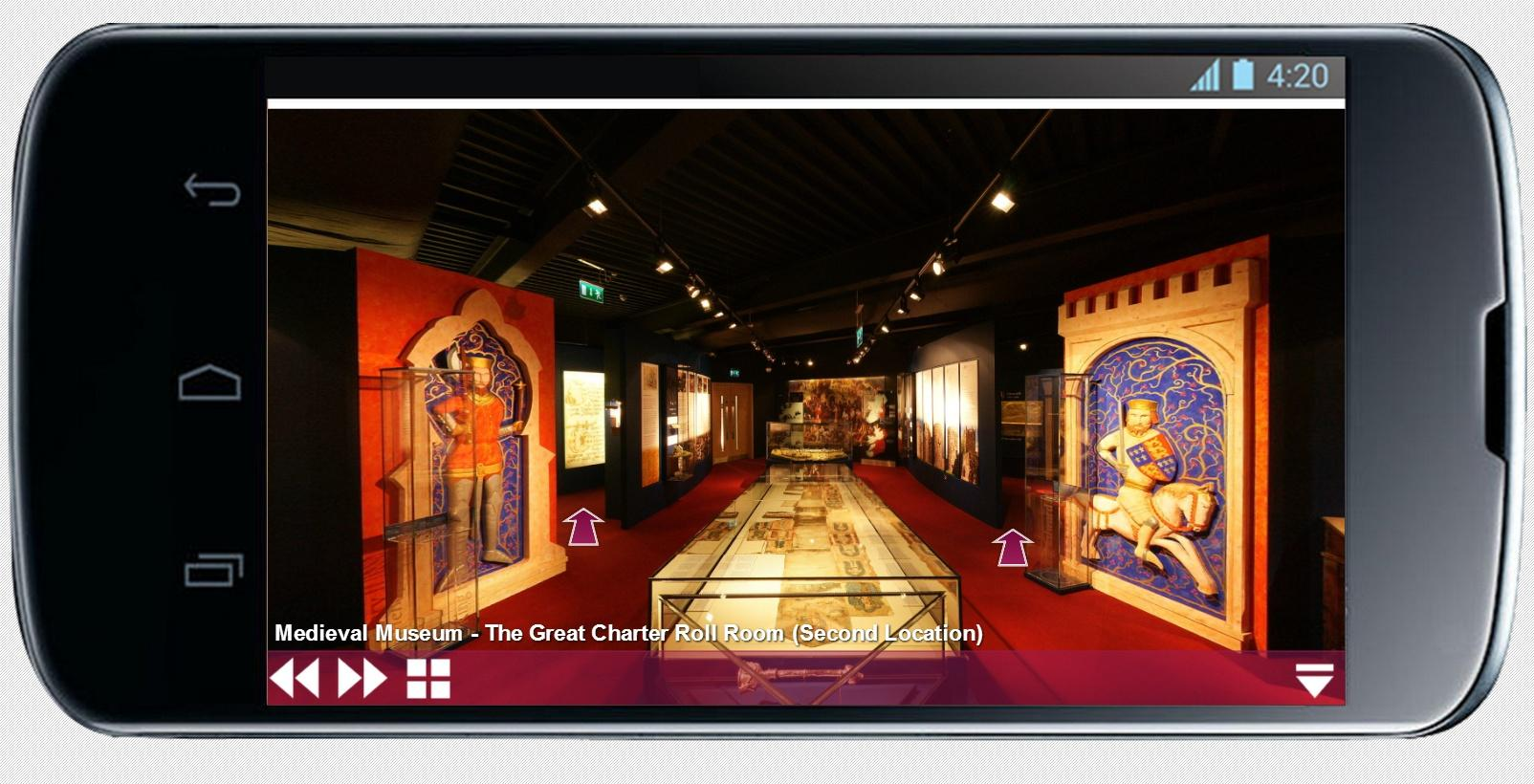 Medieval Museum- screenshot