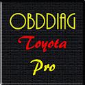 OBDDiag Toyota Pro logo