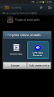 Screenshot of MP3 Video Converter Pro Key
