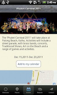 Phuket Holiday and Travel- screenshot thumbnail