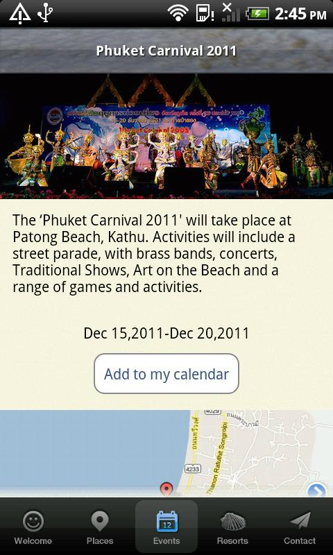 Phuket Holiday and Travel- screenshot