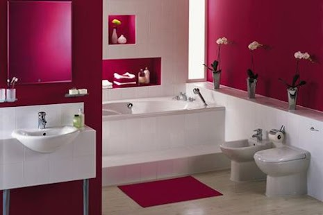 Bathroom Decorating Ideas Screenshot Thumbnail