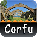 Corfu Offline Map Travel Guide