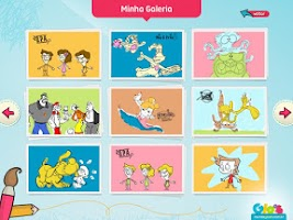 Screenshot of Vamos Colorir - Gloob