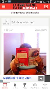 Free La Femme Parfaite est une... APK for Android