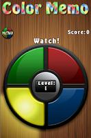 Screenshot of Color Memo (Simon)