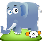 Bored Elephant icon