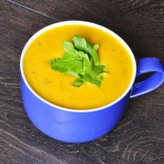 Sweet Potato-Carrot Soup
